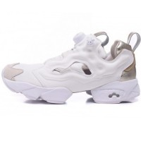 Кроссовки Reebok Insta Pump Fury White/Gold