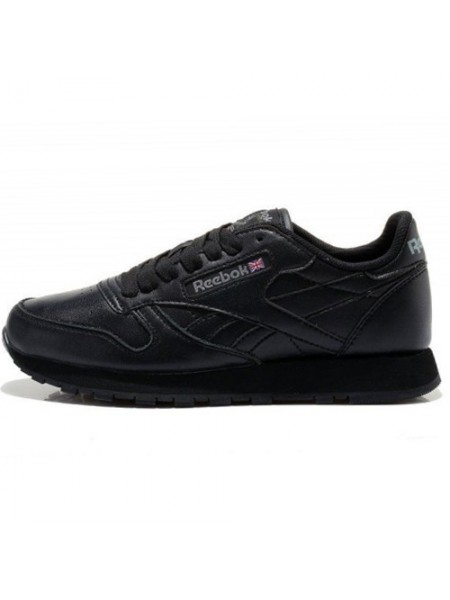 Кроссовки Reebok Classic Leather All Black