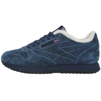 Кроссовки Reebok Classic Blue With Fur