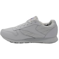 Кроссовки Reebok Classic All White With Fur