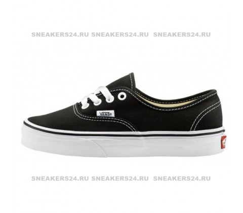 Кеды Vans Low Black/White