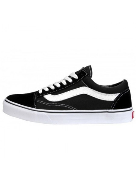 Кеды Vans Low Old Skool Classic Black