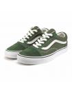 Vans Old Skool Army Green зеленые