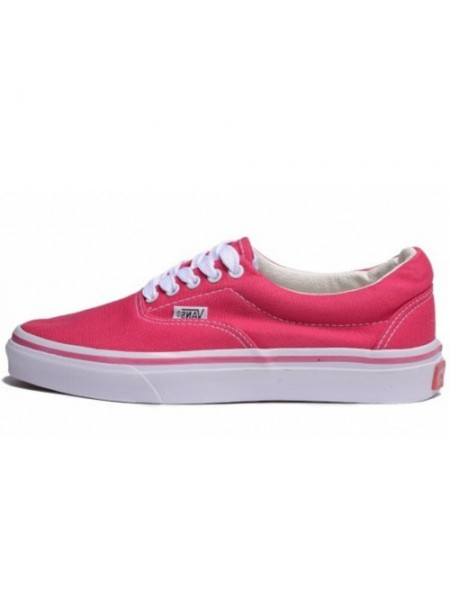 Vans Authentic Pink розовые