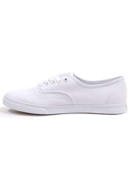 Vans Authentic White белые