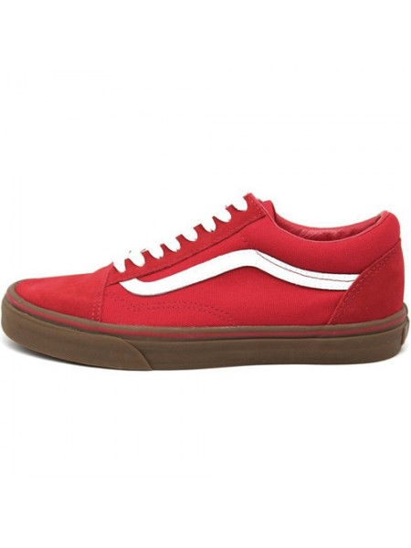 Кеды Vans Old Skool Red