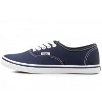 Кеды Vans Authentic Blue/White