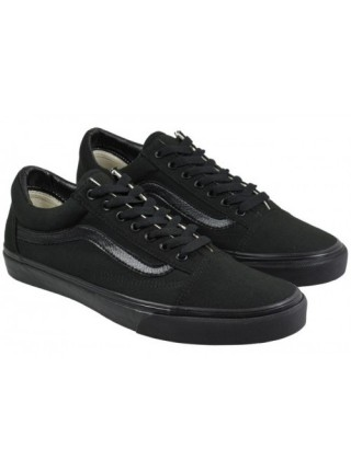 Кеды Vans Low Old Skool All Black