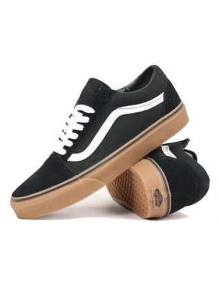 Кеды Vans Low Old Skool Black/White