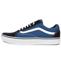 Кеды Vans Old Skool Black/Blue