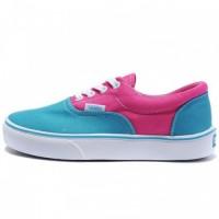 """Кеды Vans """"Era"""" Low Pink/Blue"""