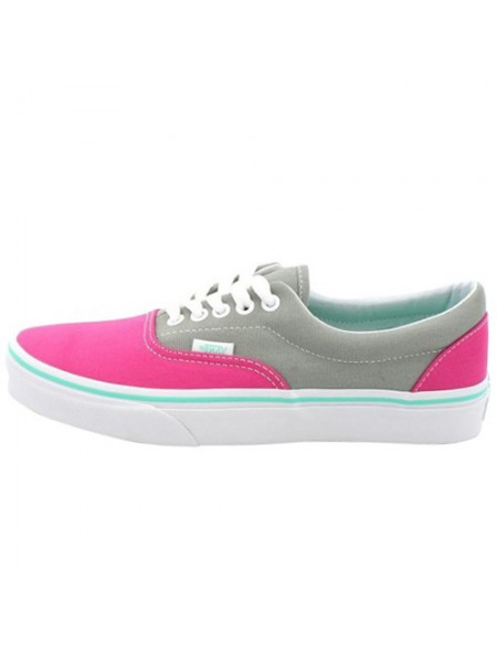 "Кеды Vans ""Era"" Low Grey/Pink"